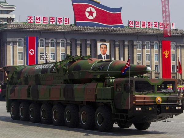 North Korea Nuclear Programme - READ MORE