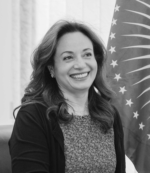 H.E. Dr.  Amani Abou-Zeid, Commissioner for Infrastructure and Energy, African Union