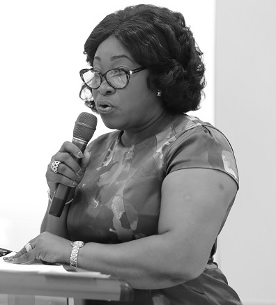 H.E Mrs. Shirley Ayorkor Botchwey, Minister of Foreign Affairs and Regional Integration of Ghana (TBC)