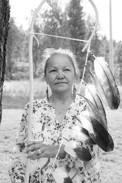 Chief Roxanne Lindley,Chief for Westbank First Nation