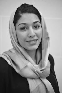 Hajer Sharief: Founder, We Build it Together ( Libya) -