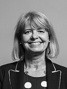 Harriett Baldwin MP, Minister of State for Africa at the Foreign & Commonwealth Office and Minister of State for International Development -