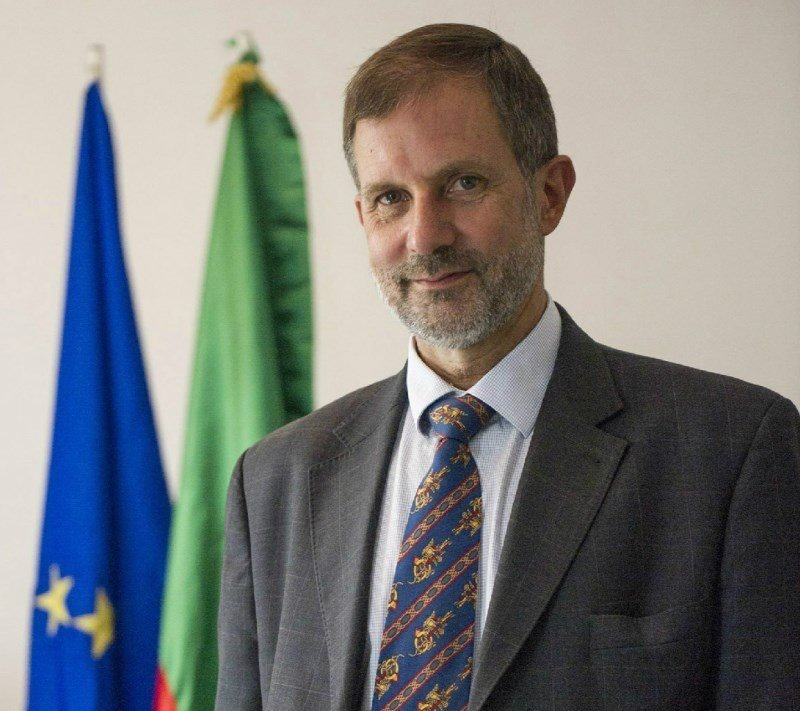 His Excellency John O'Rourke , Ambassador of the European Union to Algeria