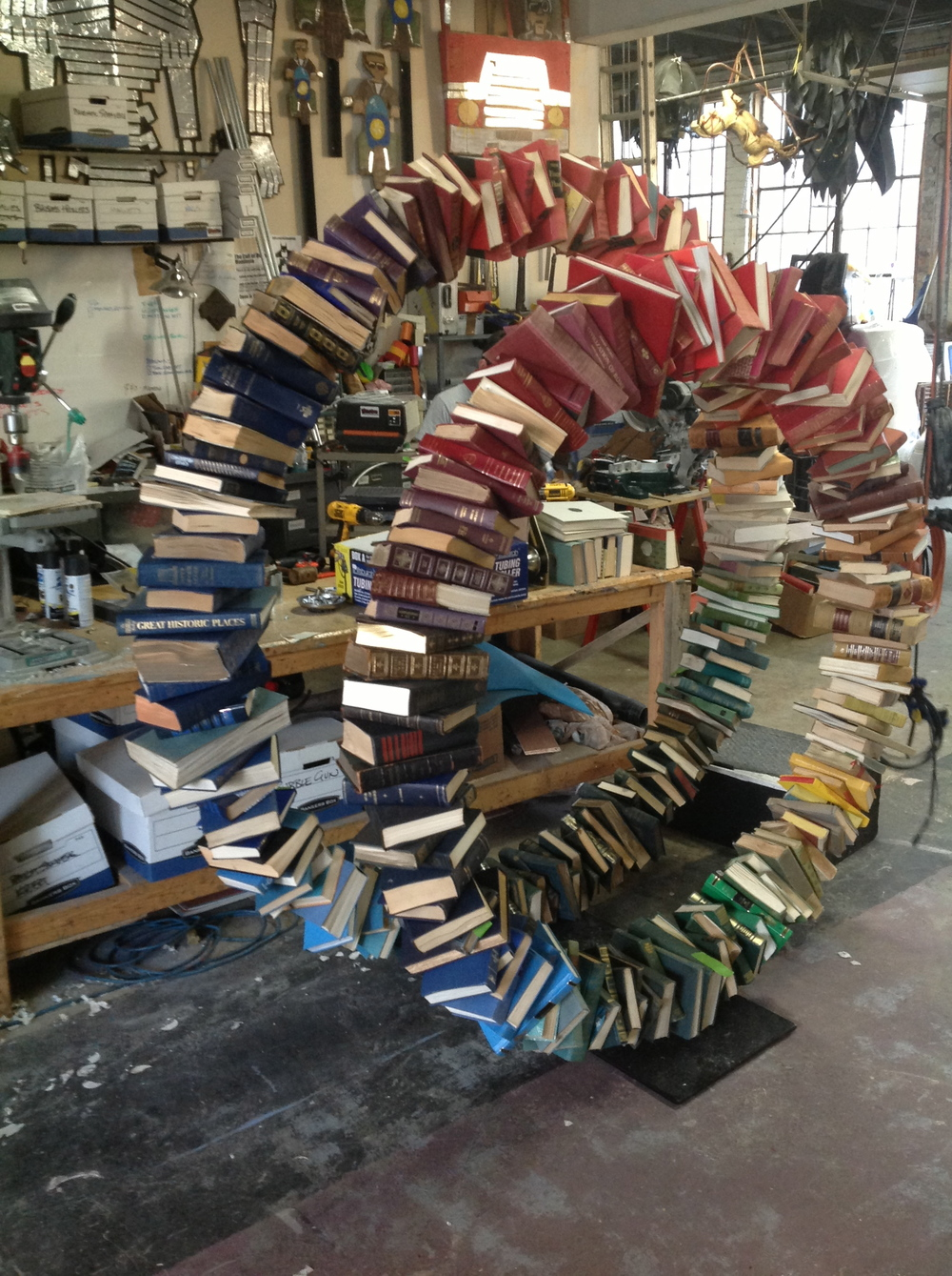 Book Wheels ::: Retail Display — Hero Props ::: Prop ...