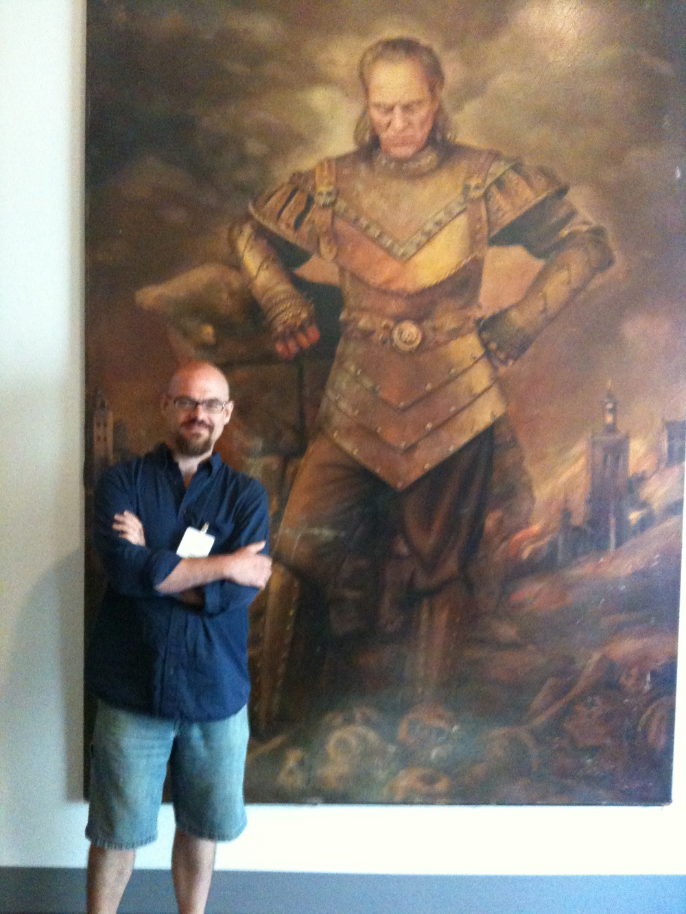 Lucasfilm Offices, San Francisco, 2010.