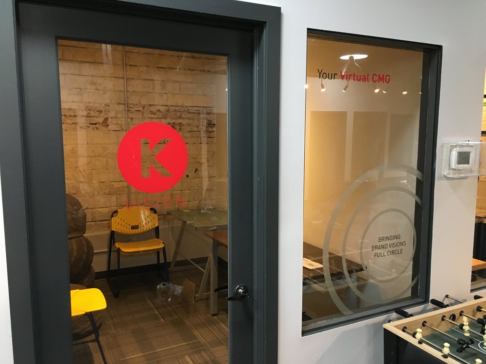 Privacy film/Office