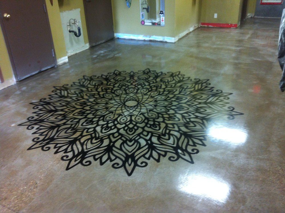 Wall and Floor Graphics
