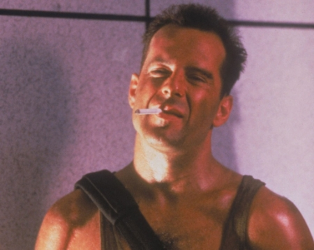 John Motherfucking McClane.