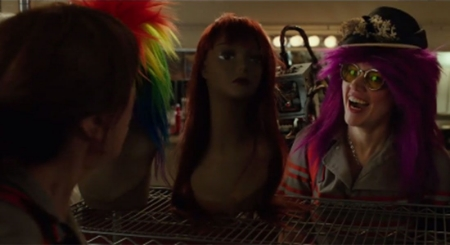 Exactly how many crazy wigs do you need to convey your essential wackiness?