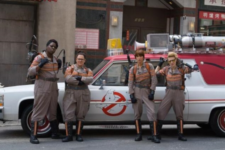 It is, after all, a Ghostbusters movie. Even Ghostbusters 2 was fun.