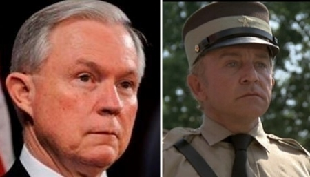 My apologies to the late Henry Gibson. The resemblance is just too uncanny/appropriate.