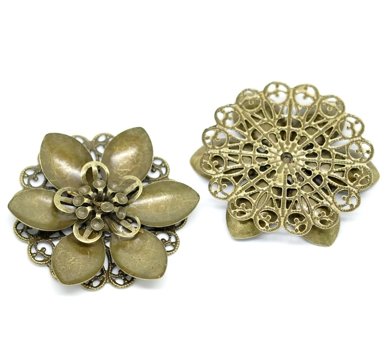 Filigree Stampings