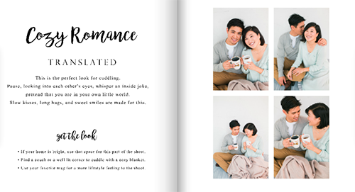 Engagement Style Guide - an inspiration look book for engagement portraits | Debra Eby Photography Co.