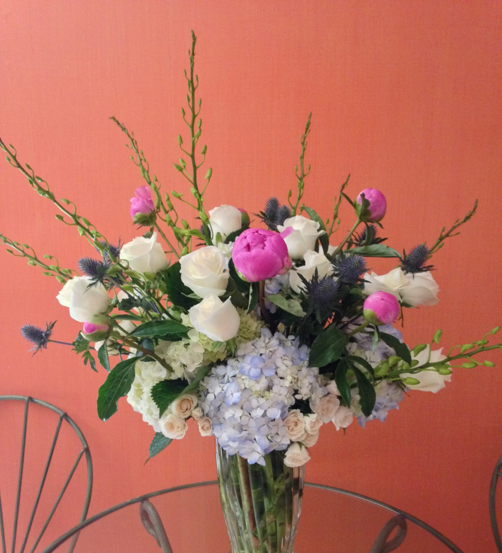 Photograph: Catherine G. Damewood, Purveyors of Fine Florals & Design
