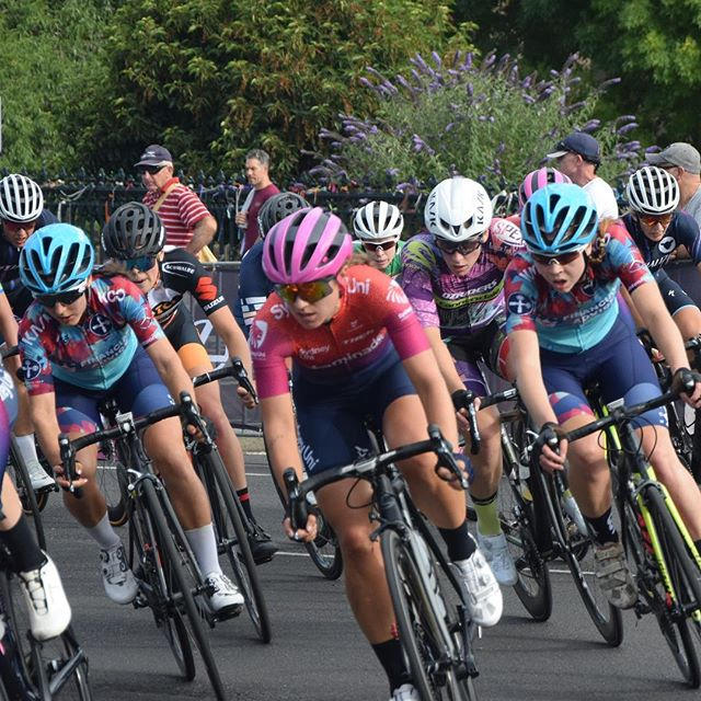 We had a great day yesterday at the @cyclingaustralia #roadnats2019 Crit  @kom_financial_advice  @twobeforeten  @mbtoorak  @kask_cycling  @koo_world @theoddspoke @champsysaus  @illesostudio  @goactiveoutdoors  @incomeprotectionforcyclists