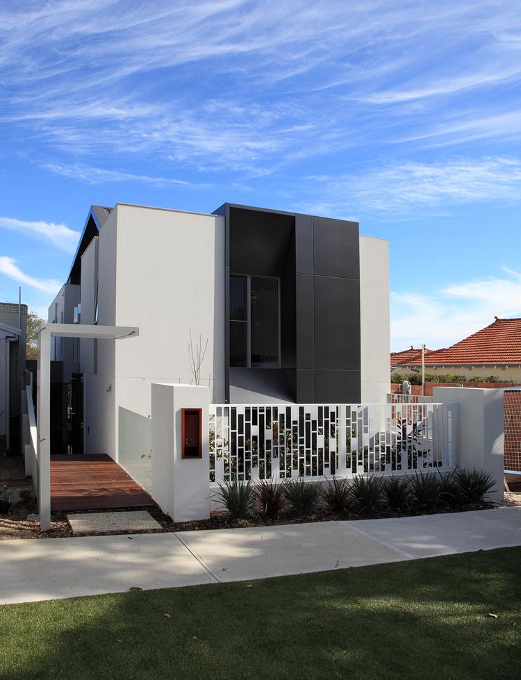 Emejing Narrow Home Designs Perth Contemporary - Interior Design ...
