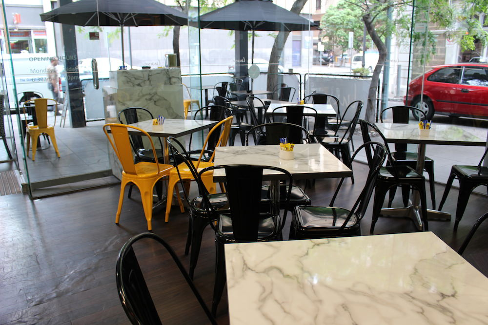 Luxxe Cafe Seating Area.JPG
