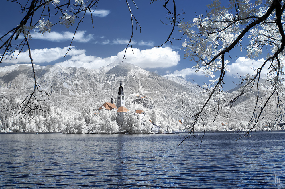Church on a Bled Island