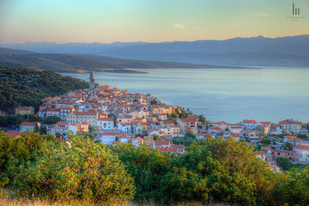 Old town of Vrbnik