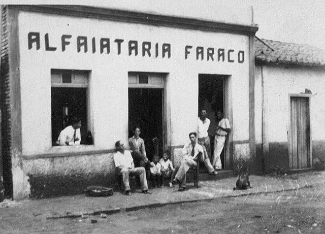 Alfaiataria Faraco