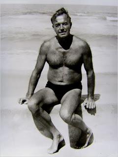 Josef Mengele beach