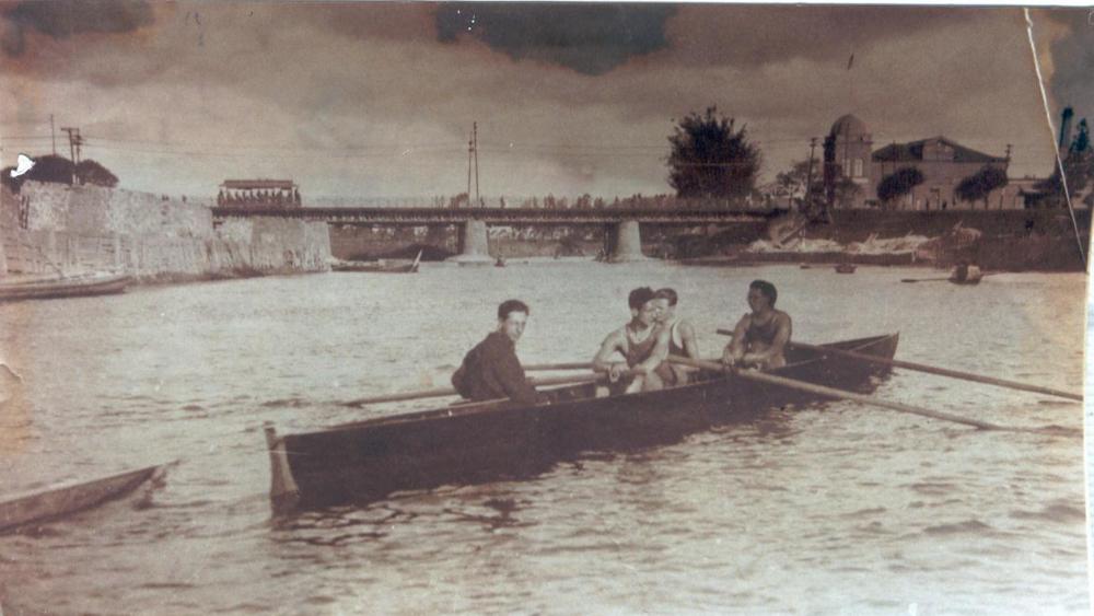 Rowing Rio Tietê