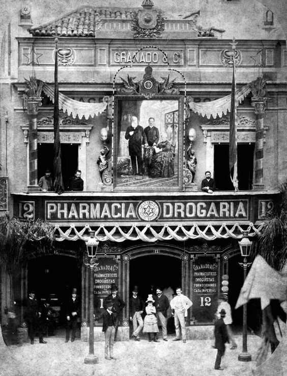 'Granado Pharmacia' Marc Ferrez