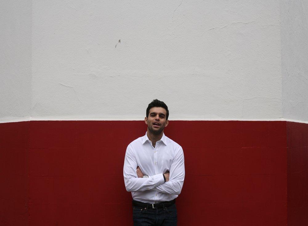 Branca shirt by Reunidas