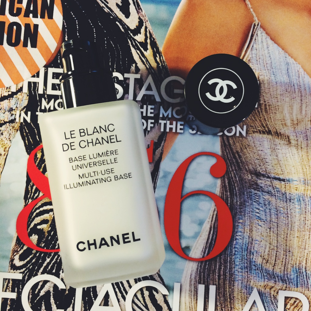 Buy 'Le Blanc de Chanel Multi-Use Base'  here  for £33