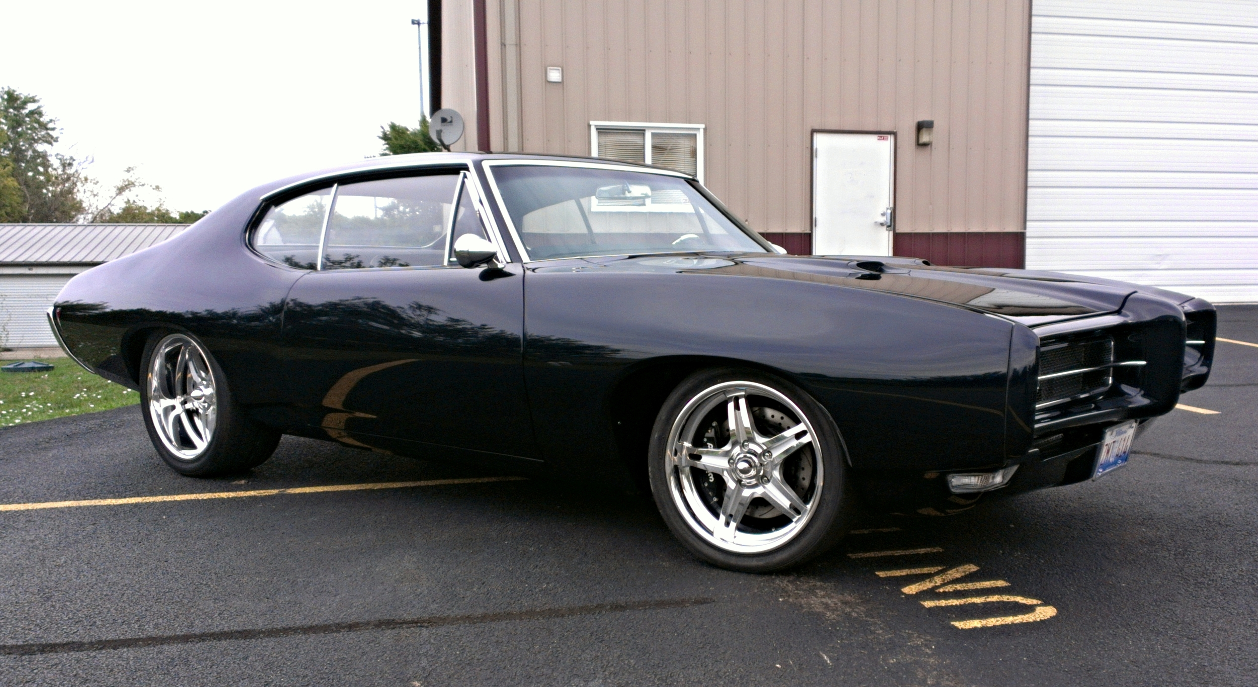1968 pontiac lemans o connell specialties