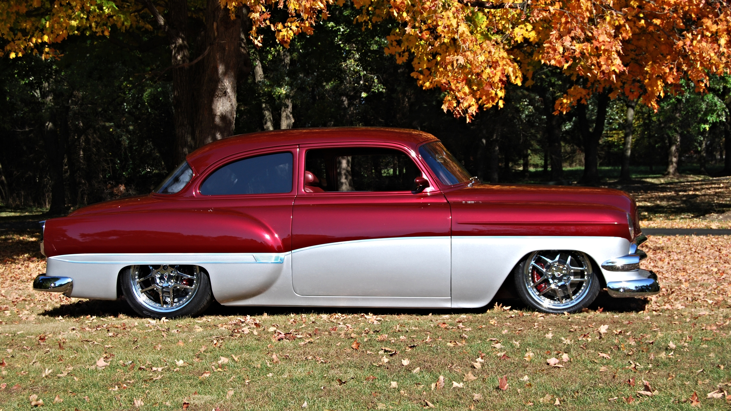 1954 Chevy Oconnell Specialties 1941 Ford Sedan Delivery