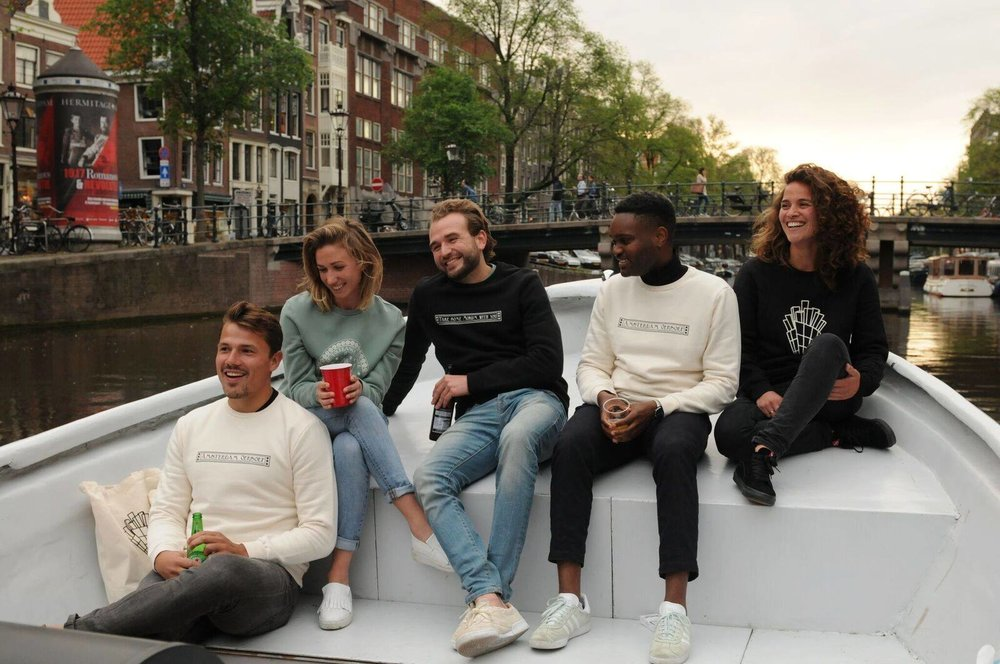 All Amsterdam Oersoep Design Sweaters