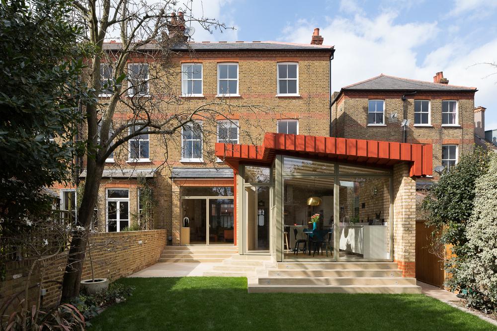 Belsize Park House | Forrester Architects