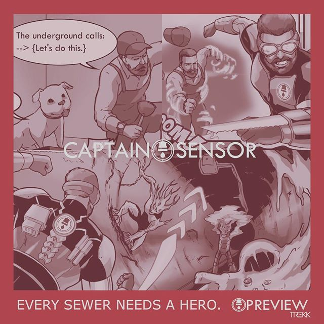 —  {Let's do this.} CAPTAIN SENSOR.  PreView™  EYES OF THE UNDERGROUND. ↧ ↧ ▽◉ #OnAMission#SaveThePlanet#Prototype #Analyze#Cellular#Infrastructure #CleanWater#WaterQuality#Science #SciComm#Instagage#Water#Earth#Technology #Green#Environment#CleanWater#Sewer #SewersOfInstagram #EYESOFTHEUNDERGROUND  #OURPLAYGROUNDISUNDERGROUND #Engineering#Pollution#TREKK#PreView #IMPROVINGLIVES#SaveEarth#GoGreen #EarthScience#WaterIsLife#BlackAndWhite