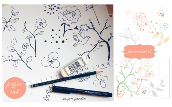 check out her sketches!