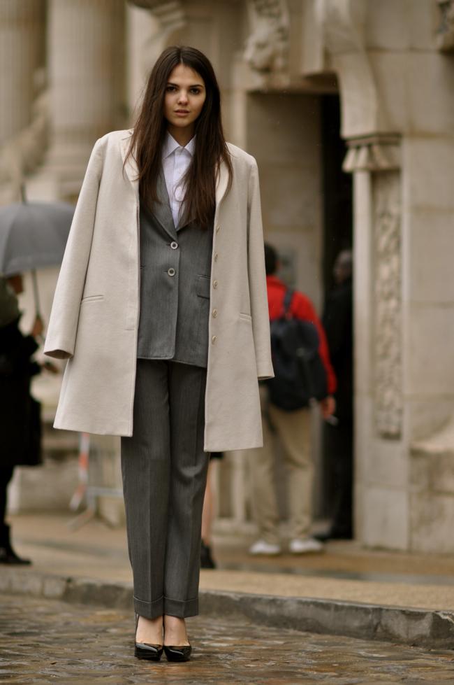 Masculin F Minin After Chanel Grand Palais Paris Dapper Lou