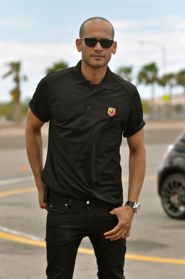 Street Gents Rafaele Rivera Of Fiat Las Vegas Nevada