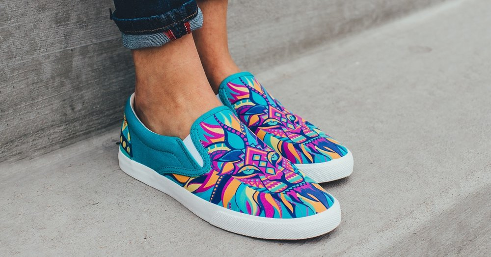 Bucketfeet Collection -