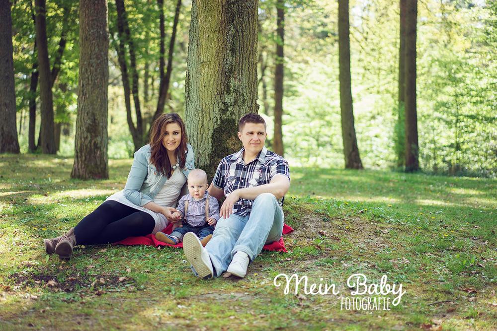 Familien-Fotografie in München