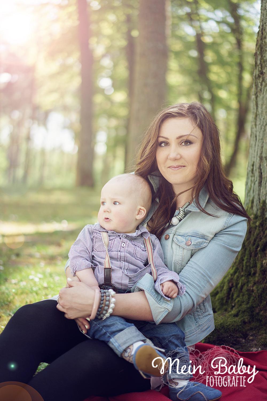 Baby-Fotografie in München