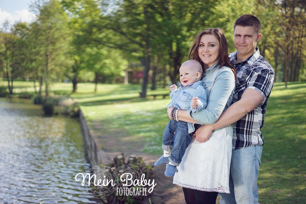 Baby- und Neugeborenen-Fotografie