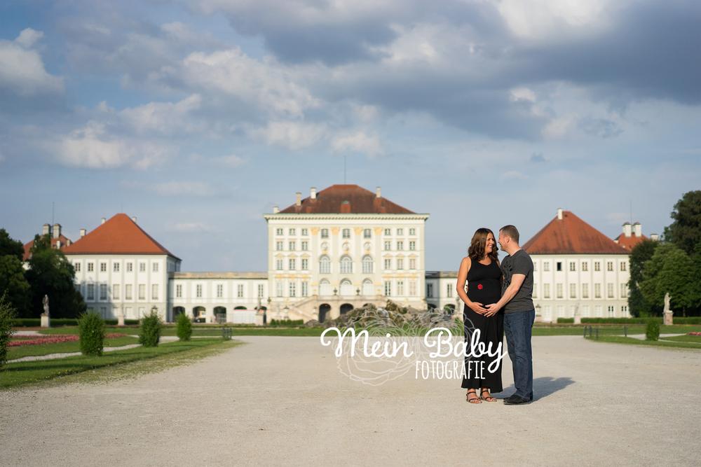 Babybauch-Fotografie in München