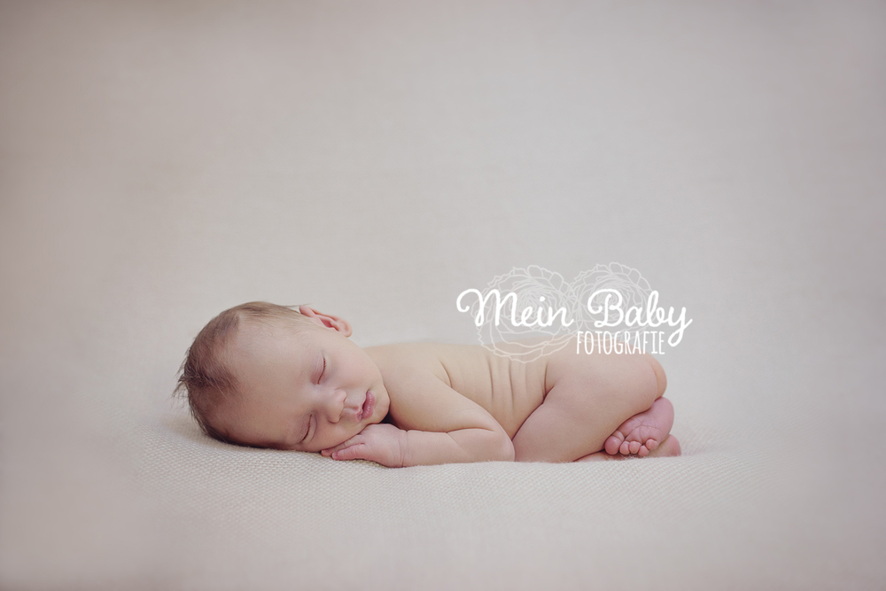 Neugeborenen-Fotos München