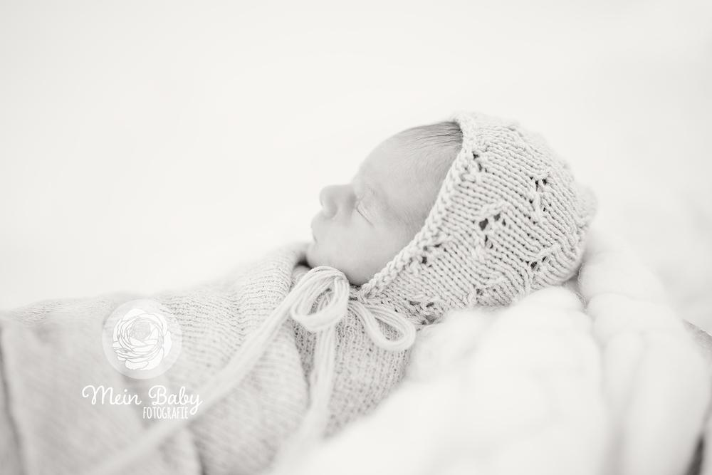 Neugeborenenfotos München