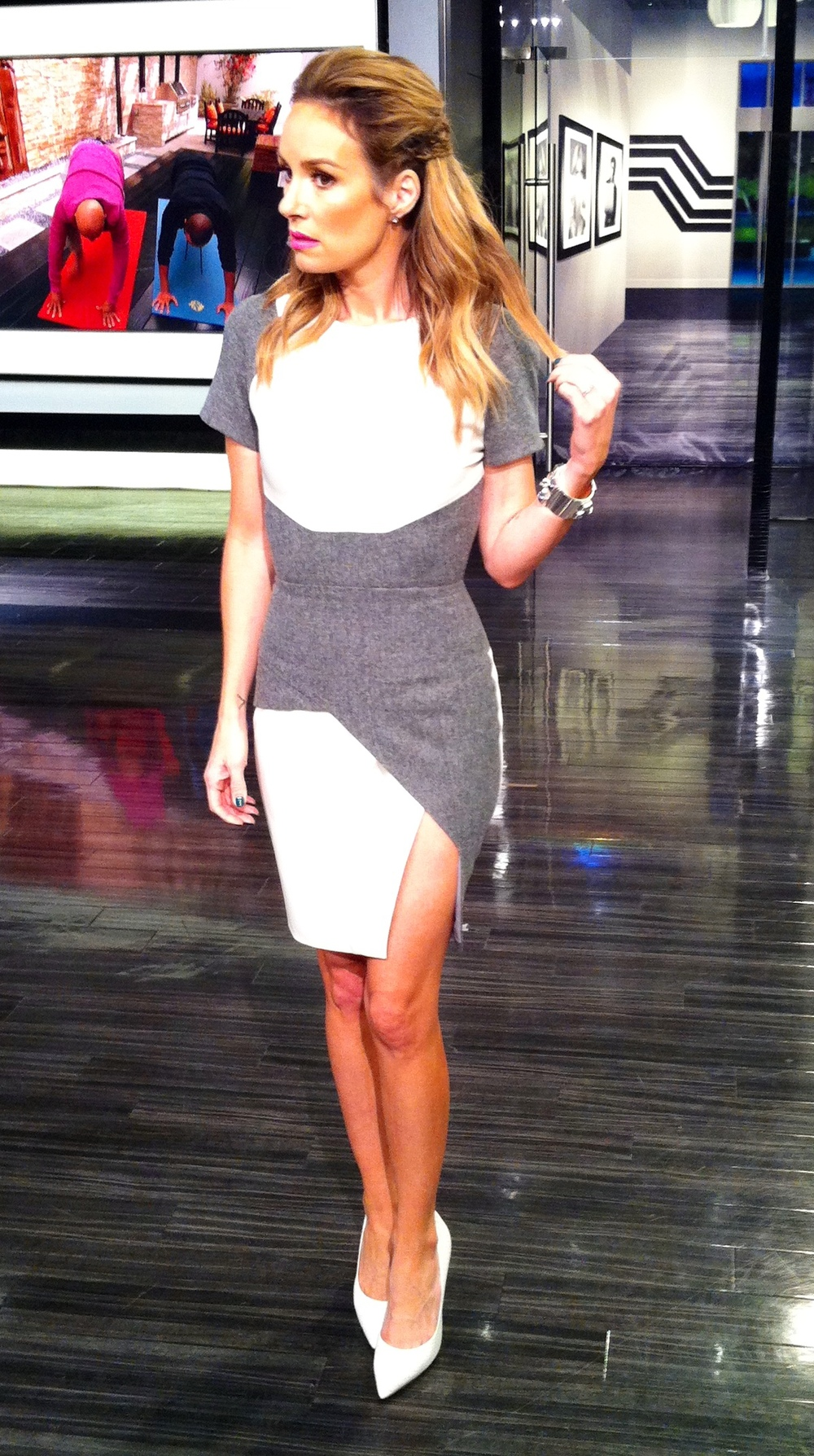 CATT SADLER CATTWALK DRESS