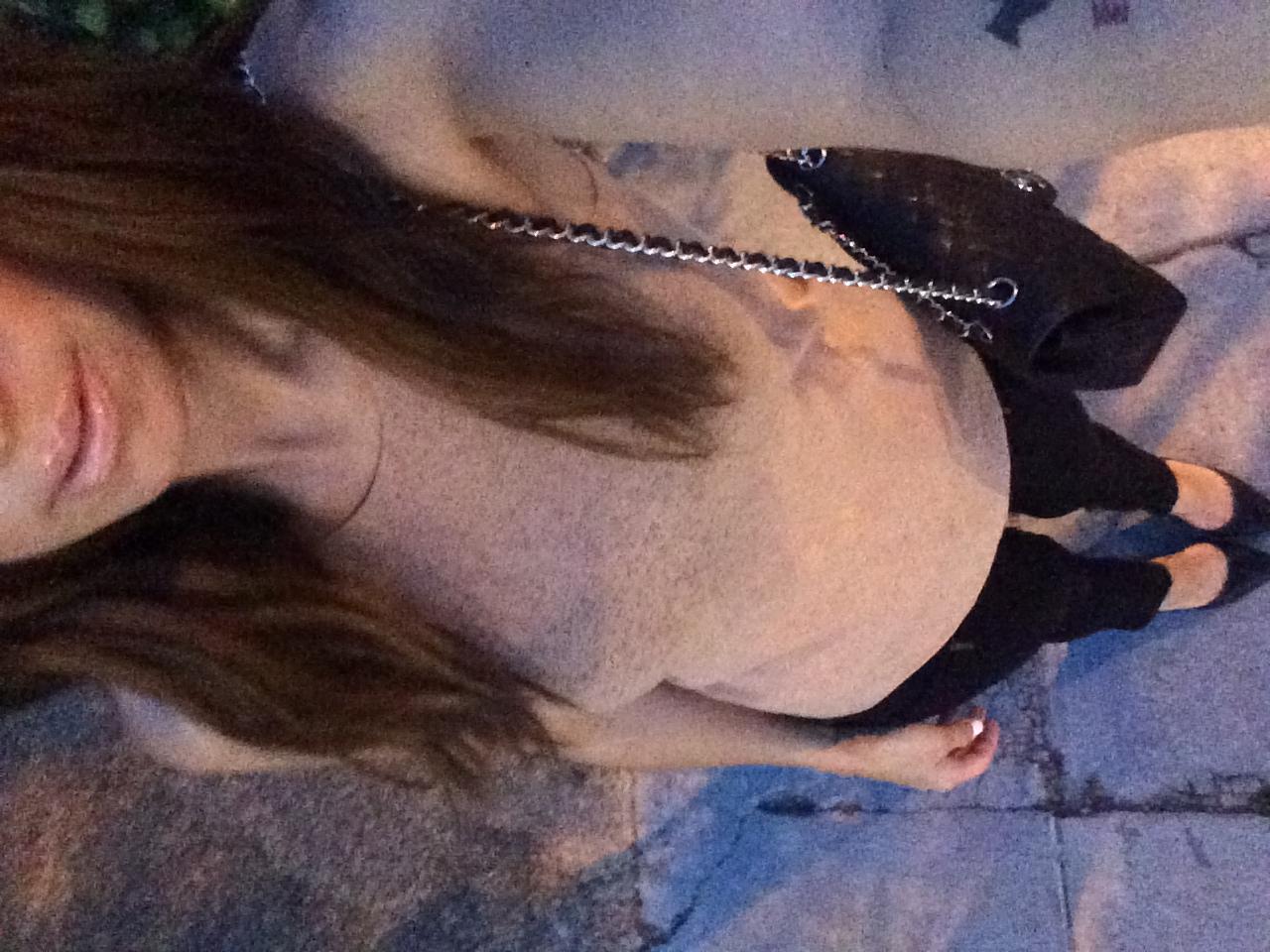 Catt Sadler Cattwalk Chanel Fendi