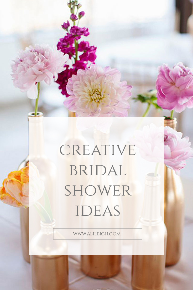 Creative Bridal Shower Ideas Appleton Wisconsin Wedding Photographer