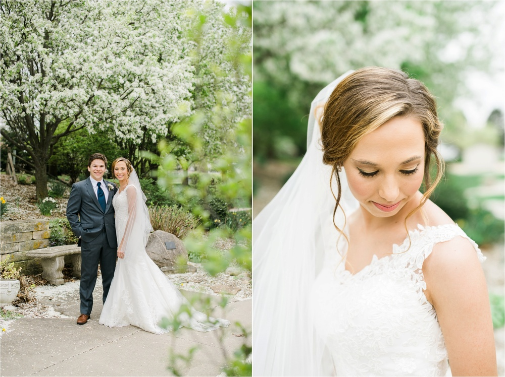 Copper Creek Golf Club Wedding Photographer Des Moines