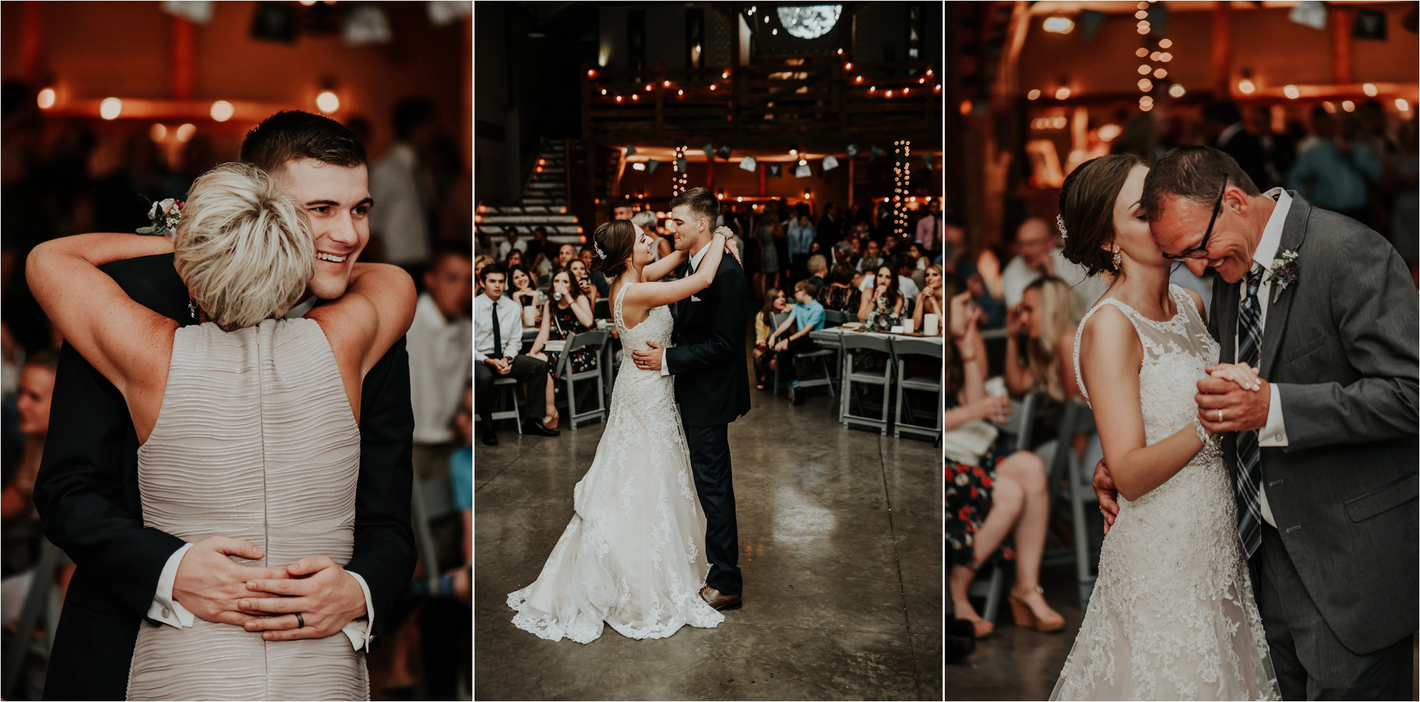 Barnes\' Place Des Moines, IA Wedding | Andy and Rebecca ...