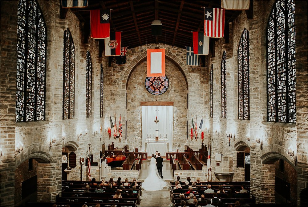 st johns military academy milwaukee wedding